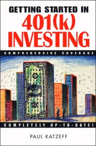Getting Started in 401(k) Investing book cover