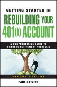 Rebuilding Your 401(k) Account book cover